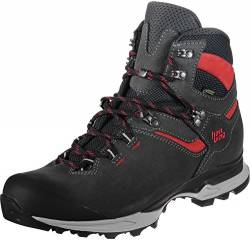 Hanwag Tatra Light GTX Men - Wanderstiefel - Asphalt/red von Hanwag