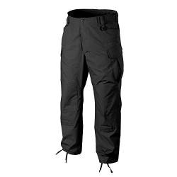 Helikon-Tex SFU Next Hose Pants Schwarz Black Ripstop Special Forces Uniform Combat Medium Long von Helikon-Tex