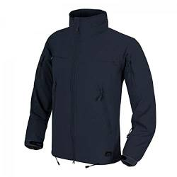 Helikon-Tex Cougar QSA + HID Jacke - Soft Shell Windblocker - Navy Blue von Helikon
