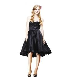 Hell Bunny Kleid Roxanne Dress Black L von Hell Bunny
