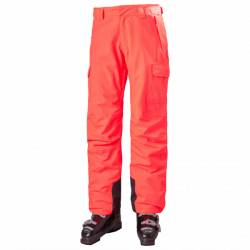 Helly Hansen - Women's Switch Cargo Insulated Pant - Skihose Gr L rot von Helly Hansen