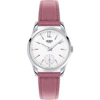 Henry London Heritage Hammersmith Damenuhr in Pink HL30-US-0059 von Henry London