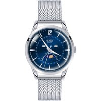 Henry London Heritage Knightsbridge Unisexuhr in Silber HL39-LM-0085 von Henry London