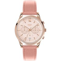 Henry London Heritage Shoreditch Damenchronograph in Pink HL39-CS-0158 von Henry London