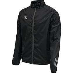 Hummel Herren Windbreaker Lead Pro Training 207423 Black L von Hummel