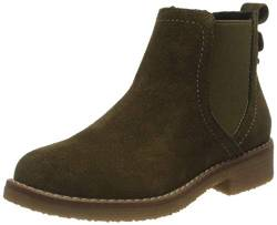 Hush Puppies Damen Maddy Chelsea-Stiefel, Khaki, 35.5 EU von Hush Puppies