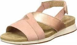 Hush Puppies Damen Paddy N9101 Sandalen, Pink (Rose Clair 131), 41 EU von Hush Puppies