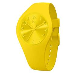 Ice-Watch - ICE colour Citrus - Gelbe Damenuhr mit Silikonarmband - 017908 (Small) von Ice-Watch