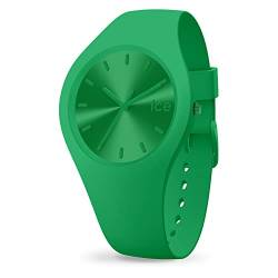 Ice-Watch - ICE colour Jungle - Grüne Herren/Unisexuhr mit Silikonarmband - 017907 (Medium) von Ice-Watch