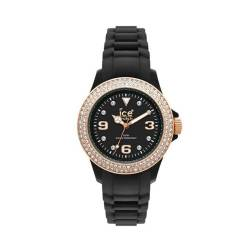 Ice-Watch Armbanduhr Stone-Sili Small Schwarz ST.BK.S.S.09 von Ice-Watch