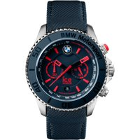 Ice-Watch BMW Motorsport Big Herrenchronograph in Schwarz 001122 von Ice-Watch