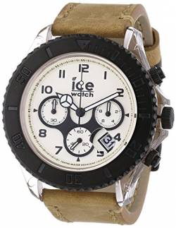 Ice-Watch Herren-Armbanduhr XL Ice-Vintage Chronograph Quarz Leder VT.CH.SD.BB.L.14 von Ice-Watch