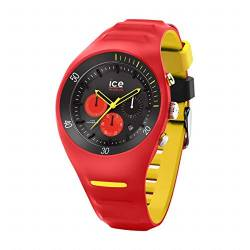 Ice-Watch - P. Leclercq Red - Men's wristwatch with silicon strap - Chrono - 014950 (Large) von Ice-Watch