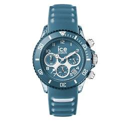 Ice-Watch - ICE aqua Bluestone - Men's wristwatch with silicon strap - Chrono - 012737 (Large) von Ice-Watch