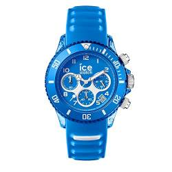 Ice-Watch - ICE aqua Skydiver - Men's wristwatch with silicon strap - Chrono - 001460 (Medium) von ICE-WATCH