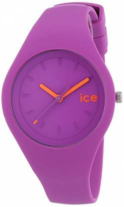 Ice-Watch - ICE chamallow Radiant orchid - Women's wristwatch with silicon strap - 001147 (Small) von Ice-Watch