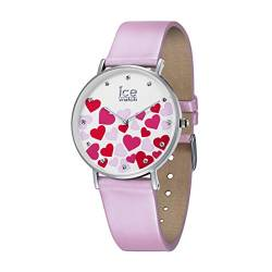 Ice-Watch - Ice Love 2017 City - Rosa Damenuhr mit Lederarmband - 013373 (Small) von Ice-Watch