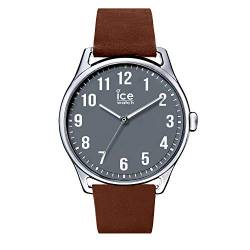 Ice-Watch - ICE time Caramel Anthracite - Men's wristwatch with leather strap - 013049 (Large) von ICE-WATCH
