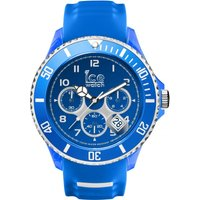 Ice-Watch Ice-Sporty Big Big Unisexchronograph in Blau 001340 von Ice-Watch