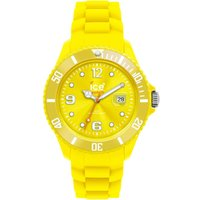 Ice-Watch Sili Forever Yellow Small Damenuhr in Gelb SI.YW.S.S von Ice-Watch