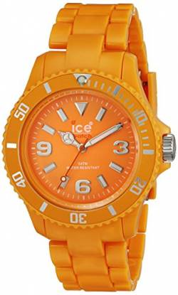 Ice-Watch Unisex-Armbanduhr Big Classic Fluo Orange CF.OE.B.P.10 von Ice-Watch