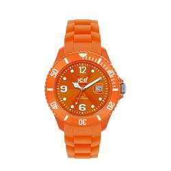 Ice-Watch Unisex-Armbanduhr Big Sili Collection Orange SI.DO.B.S.10 von Ice-Watch