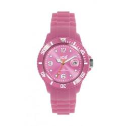 Ice-Watch Unisex-Armbanduhr Big Sili Forever rosa SS.VT.B.S.11 von Ice-Watch