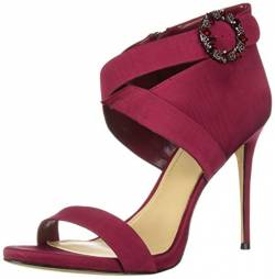 Imagine Vince Camuto Damen DASHAL Sandalen mit Absatz, Currant, 39.5 EU von Imagine Vince Camuto