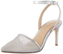 Imagine Vince Camuto Damen MAIVE Pumps, Platinum01, 36 EU von Imagine Vince Camuto