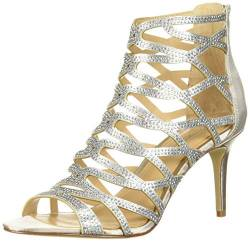 Imagine Damen Pumpe Vince Camuto Paven, Silber (Platinum03), 39.5 EU von Imagine Vince Camuto