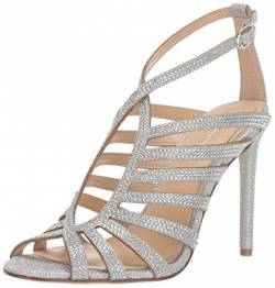 Imagine Vince Camuto Damen Raychel Pumpe, Silber (Platinum01), 42 EU von Imagine Vince Camuto