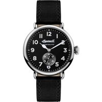 Ingersoll Chronicle Radiolite The Trenton Radiolite Herrenuhr in Schwarz I03201 von Ingersoll