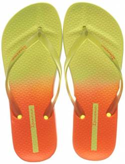 Ipanema Damen Colorful FEM Slide, yellow/orange, 40 EU von Ipanema