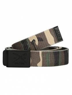 Iriedaily Flag Rubber Belt [camou olive] von Iriedaily