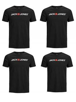 JACK & JONES Freizeit Sport Club T-Shirt ORG Tee Slim Fit von JACK & JONES