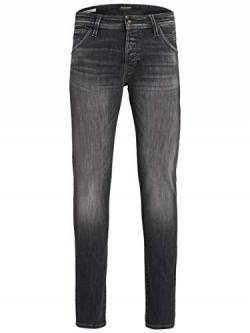JACK & JONES Male Slim Fit Jeans Glenn Fox AGI 304 50SPS 2832Black Denim von JACK & JONES