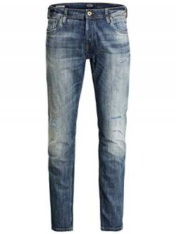 JACK & JONES Herren JJIGLENN JJORIGINAL GE 988 NOOS Jeanshose, Blau (Blue Denim), W28/L32 von JACK & JONES