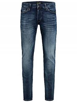 JACK & JONES Herren Slim Fit Jeans Glenn Con 057 50SPS 3032Blue Denim von JACK & JONES