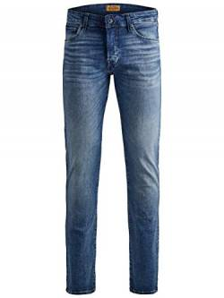 JACK & JONES Herren Slim Jeans JJIGLENN JJICON JJ 357 50SPS NOOS, Blau (Blue Denim), W28/L30 von JACK & JONES