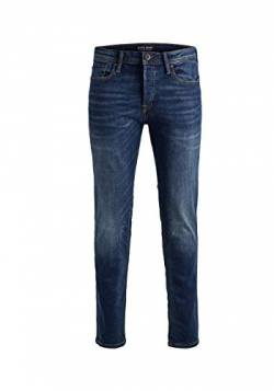 JACK & JONES Herren JJITIM JJORIGINAL AM 782 50SPS NOOS Slim Jeans, Blau (Blue Denim Blue Denim), W29/L30 von JACK & JONES