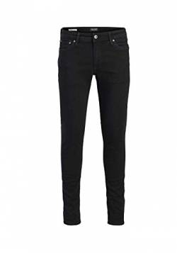 JACK & JONES Herren JJILIAM JJORIGINAL AM 816 NOOS Jeans, Schwarz (Black Denim Black Denim), W32/L30 (Herstellergröße: 32) von JACK & JONES