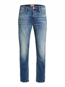 JACK & JONES Male Comfort Fit Jeans Mike Original JOS 411 3234Blue Denim von JACK & JONES