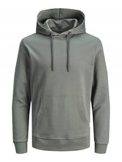 JACK & JONES Male Hoodie Sweat SSedona Sage von JACK & JONES