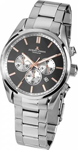 Jacques Lemans Jacques Lemans 42-6 42-6.1G Herrenchronograph von JACQUES LEMANS