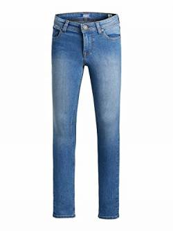 Jack & Jones Junior Jungen JJIDAN JJORIGINAL AM 154 NOOS JR Jeans, Blue Denim, 152 von Jack & Jones Junior