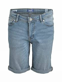 Jack & Jones Junior Jungen JJIRICK JJORIGINAL Shorts NA 030 NOOS JR Jeansshorts, Blue Denim, 176 von Jack & Jones Junior
