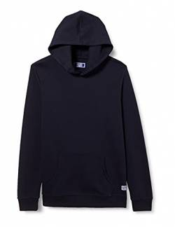 Jack & Jones Junior boys JJEBASIC SWEAT HOOD NOOS JR Hooded Sweatshirt, Navy Blazer, 164/ von Jack & Jones Junior