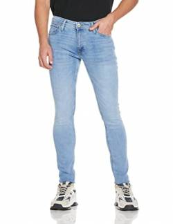 JACK & JONES Herren Jjiliam Jjoriginal Am 792 50sps Noos Jeans, Blue Denim, 34W 32L EU von JACK & JONES