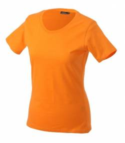 James & Nicholson Damen T-Shirt Basic XX-Large orange von James & Nicholson