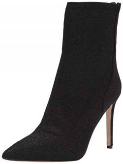 Jewel Badgley Mischka Women's Bootie Fashion Boot, Black, 5 von Jewel Badgley Mischka